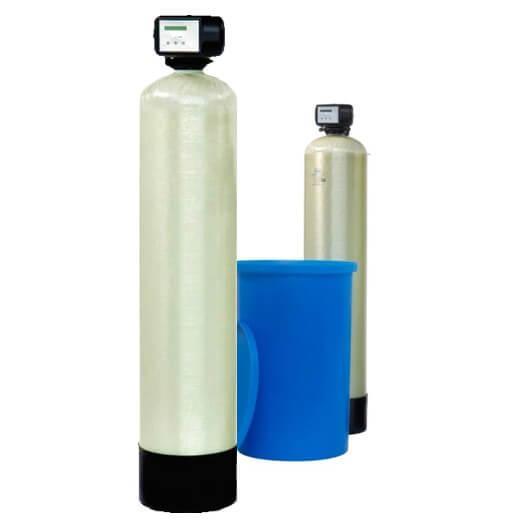 Zmäkčovač a filter na dusičnany